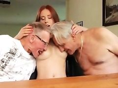 Nanny 3 way caught masterbating Minnie Manga slurps b