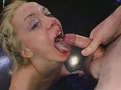 Extraordinary Jizz Whore Annette Schwarz