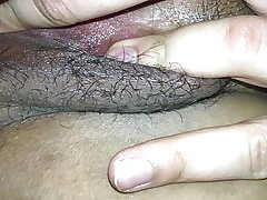 Indian jerking chick
