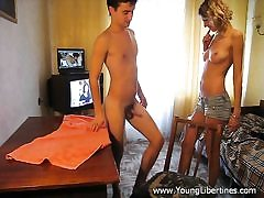 Hook-up in place of getting off